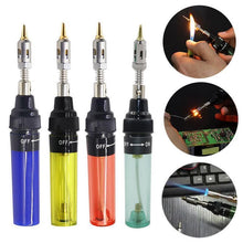 Load image into Gallery viewer, Mini VA-100 Blow Torch Cordless Solder Iron Pen Shaped Gas Soldering Iron Gun Welding Tool