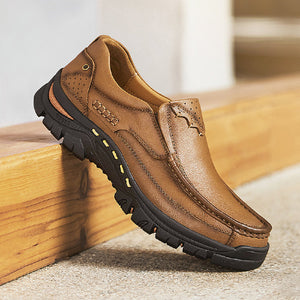 Men Outdoor Slip Resistant Work Shoes