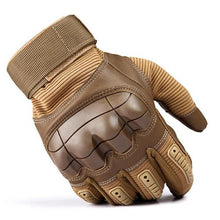 Load image into Gallery viewer, Army Military Tactical Men Airsoft Shoot Combat Anti-Skid Bicycle Gloves