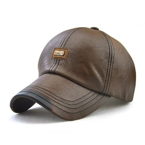 Men Vintage Casual Outdoor Adjustable Baseball Cap
