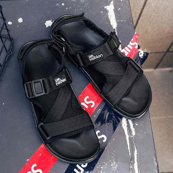 Mens Gladiator Outdoor Comfort Sandals