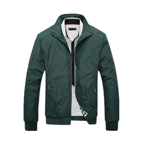 Men's Loose Casual Casual Sports Zipper Jackets