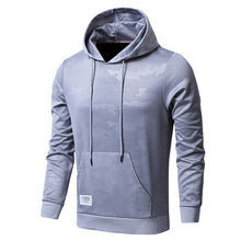 Load image into Gallery viewer, Mens Camouflage Long Sleeve Fashion Sports Hoodies