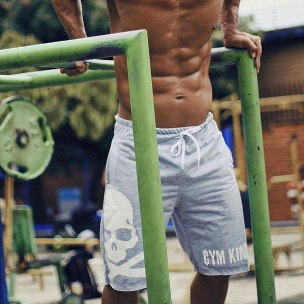 Summer Loose Training Shorts