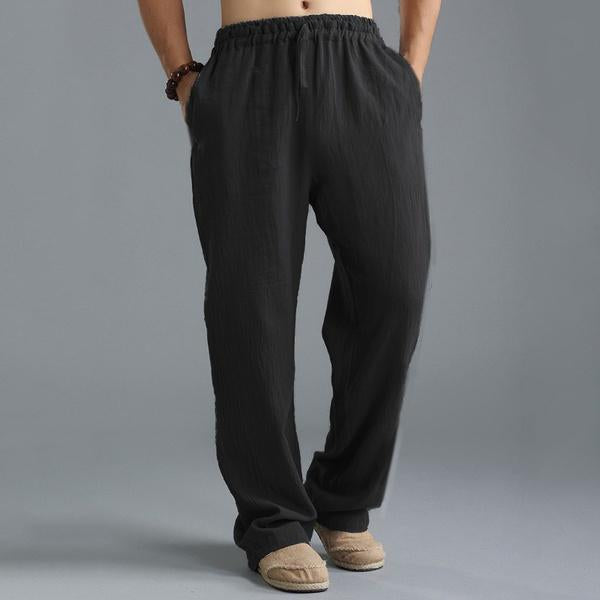 Men's Loose and Breathable Casual Sports Pants