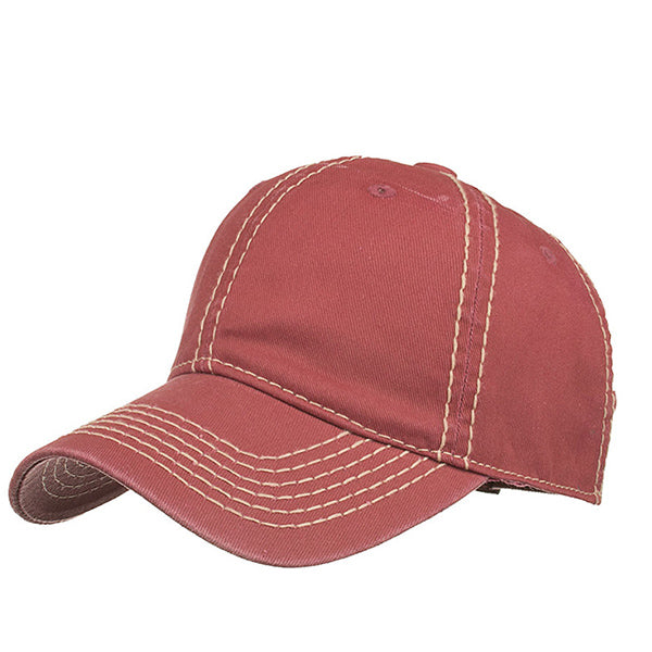 Fashion Solid Color Baseball Caps