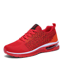 Load image into Gallery viewer, Mens Knitted Fabric Casual Running Sneakers