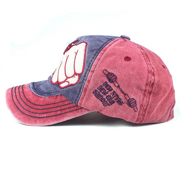 Casual Washed Men's Baseball Cap