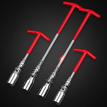 Load image into Gallery viewer, 16/21mm Automotive Spark Plug T-wrench Removal Installation Tool