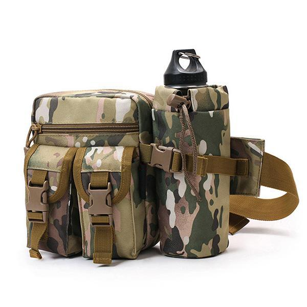 Men's Tactical Casual Fanny Packs Waist Bag
