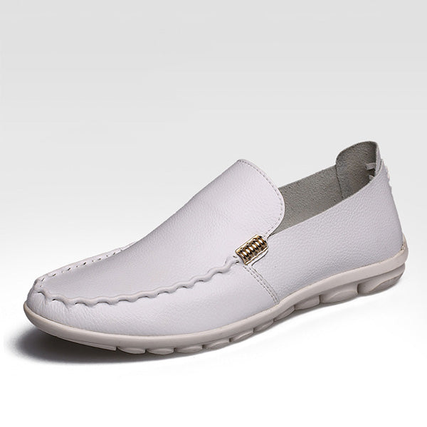 Mens Casual Driving Shoes Slip On Loafers