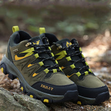 Load image into Gallery viewer, Mens Outdoor Climbing Non-Slip Hiking Athletic Shoes