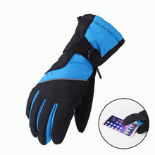 Load image into Gallery viewer, Touch Screen Outdoor Ski Warm Winter Gloves