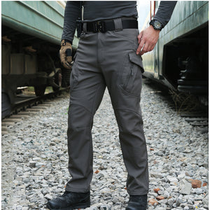 Mens Fashion Army Tactical Pants Military Style Cargo Pants