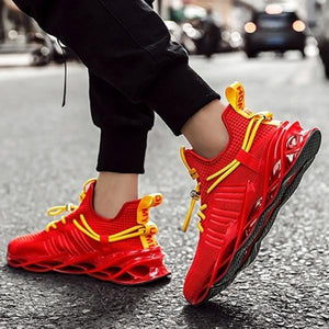 Men's Fashion Breathable Casual Outdoor Running Sneakers