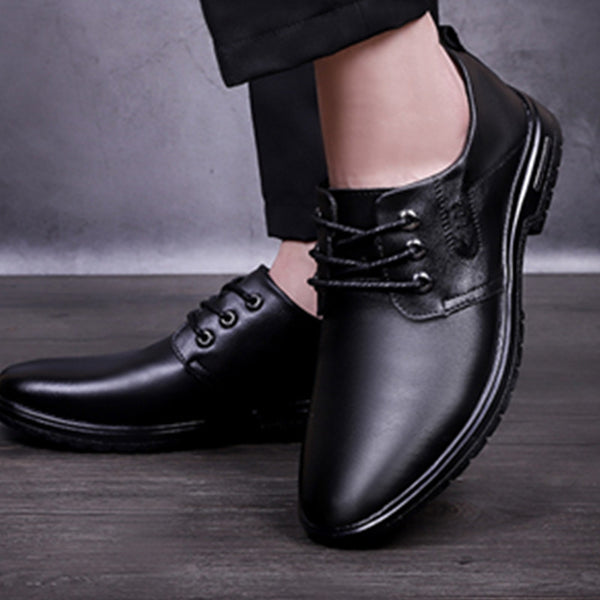 Mens Spring and Autumn Casual Formal Business Shoes