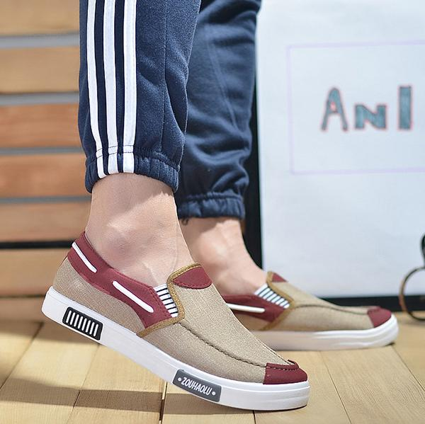 Breathable Casual Canvas Shoes