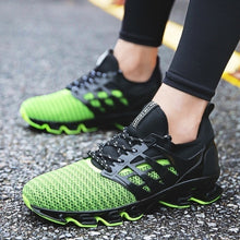 Load image into Gallery viewer, Men's Breathable Comfortable Sports Running Shoes Outdoor Athletic Shoes