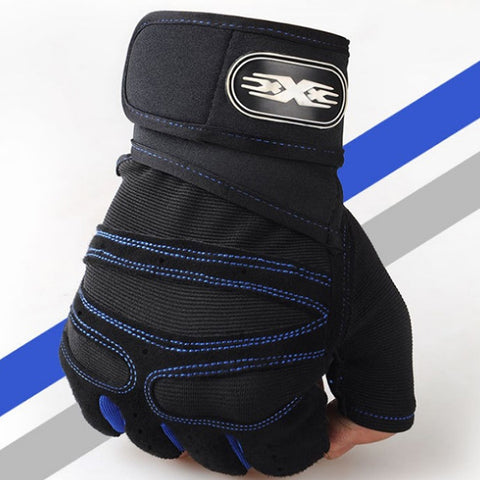 Mens Sports Special Half-Fingered Gloves