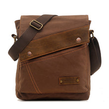 Load image into Gallery viewer, Mens Casual Canvas Shoulder Bag Fashion Crossbody Bag