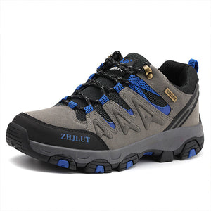 Mens Outdoor Climbing Non-Slip Hiking Athletic Shoes