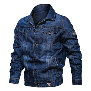 Men's Stand Collar Fashion Casual PU Jackets