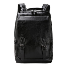Load image into Gallery viewer, Mens Fashion USB Charging Port Travel Outdoor Backpack