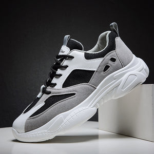 Men's Fashion Breathable Mesh Casual Sneakers