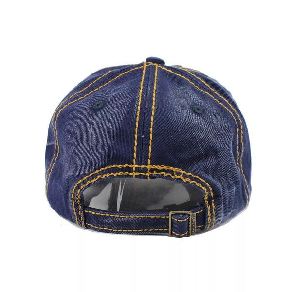 Unisex Men Women M Embroidery Snapback Hats Hip-hop Adjustable Baseball Cap Hat