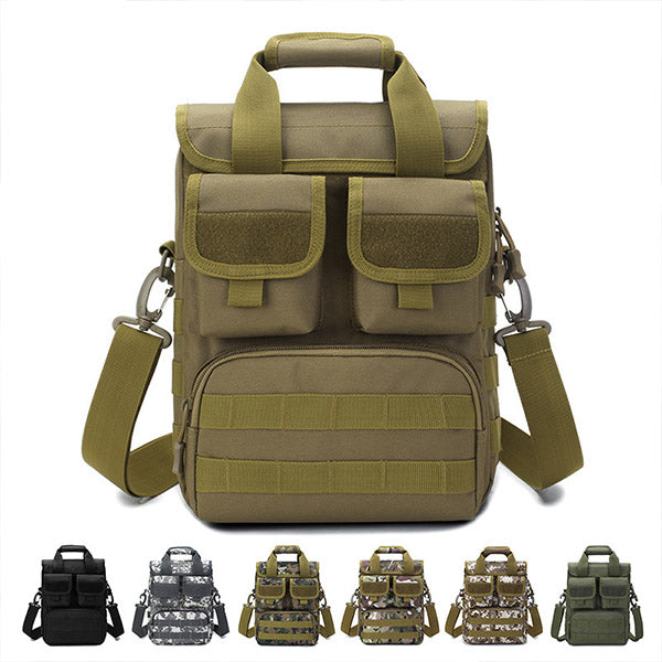 Outdoor Tactical Shoulder Bag Military Crossbody Bag Hiking Fishing Hunting Bags
