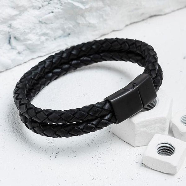 Men Casual Braided Bracelet