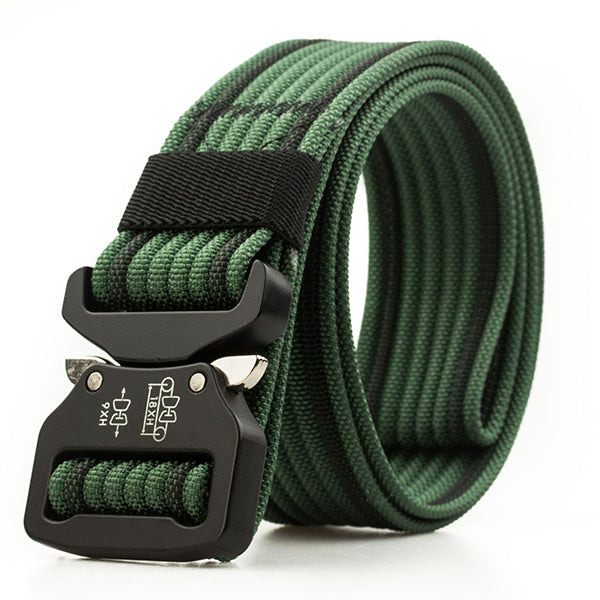 Fashion Nylon Military Quick Release Buckle Belt