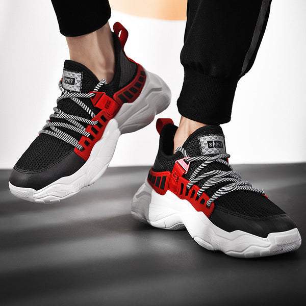 Mens Casual Fashion Comfortable Sport Shoes