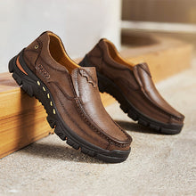 Load image into Gallery viewer, Men Outdoor Slip Resistant Work Shoes