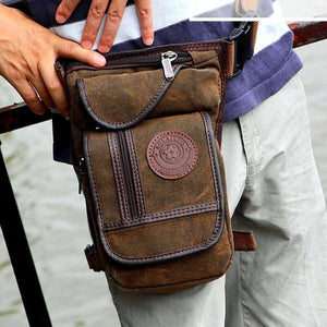 Waterproof Travel Messenger Shoulder Bags Waist Bags