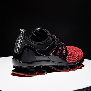 Men's Breathable Comfortable Sports Running Shoes Outdoor Athletic Shoes