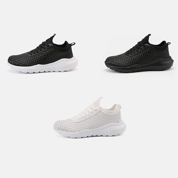 Casual Comfy Breathable Lace-up Sneaker