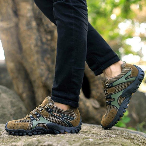 Outdoor Breathable Climbing Mountain Sneaker