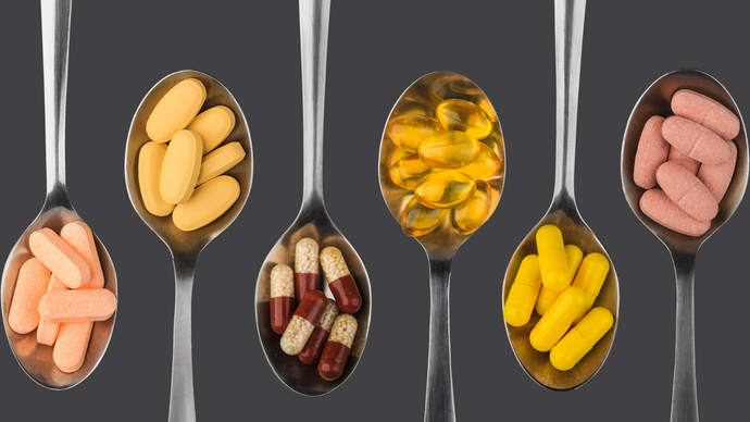 Vitamins + Supplements to Boost Energy