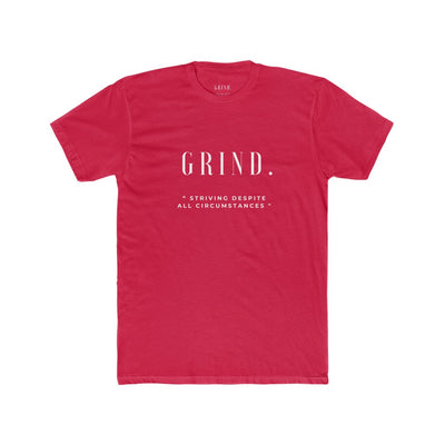 """ Striving Despite "" Crew Tee"