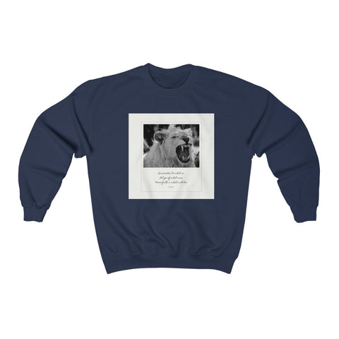 Lion Hearted™ Crewneck Sweatshirt