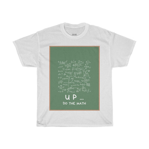 MATH Cotton Tee