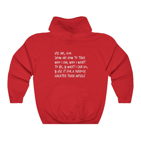 Use Me Lord ™ Hooded Sweatshirt