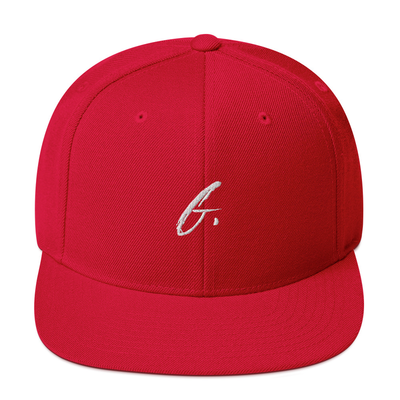 G ( period ) Logo Hat