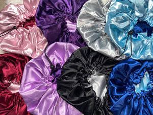 Wholesale Satin Bonnets