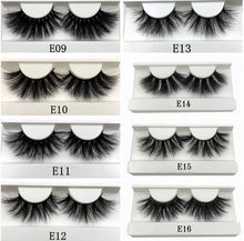 Load image into Gallery viewer, Wholesale Mink Lashes (25mm)