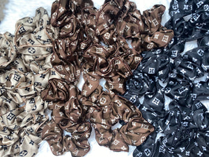 Wholesale Designer Scrunchies (30)