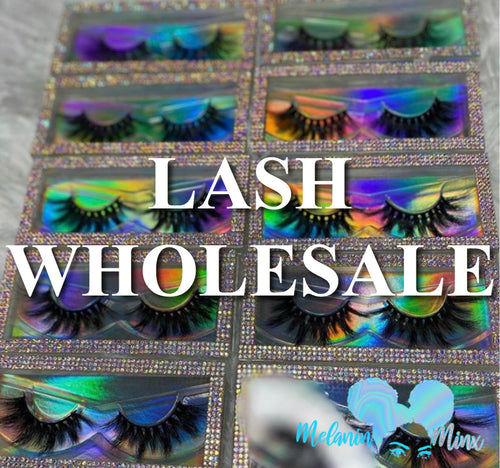 Wholesale Mink Lashes (3D)