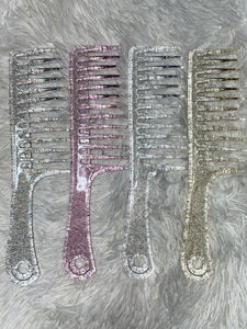 Wholesale Glitter Combs