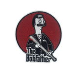 'The Bobfather' Embroidered Patch